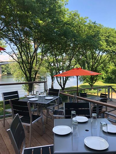 Hcba After Work At River A Waterfront Restaurant